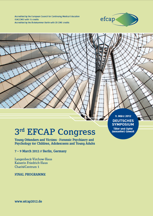 EFCAP 2012 Congress Book