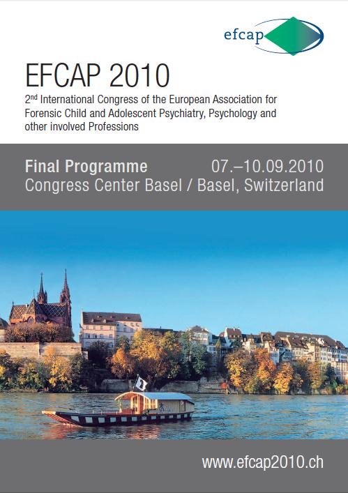 EFCAP 2010 Congress Book